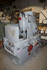 Blanchard No 11 Rotary Surface Grinder 16 Dia Magnetic Chuck