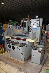 Clausing chevalier 10 X 20 Hydraulic Surface Grinder Kanetsu Wide Line Chuck