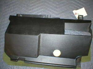 1982 88 Camaro Right Passenger Lighted Under Dash Insulator Hush Panel Plastic