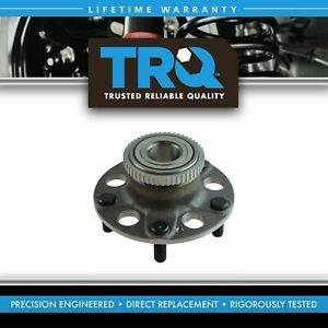 Rear Wheel Bearing Hub Assembly Lh Driver Or Rh Passenger Side For Acura New