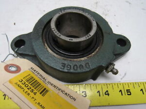 Dodge 124054 Flange Bearing 2 Bolt 1 7 16 Bore