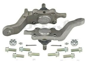 For Toyota Sequoia Tundra 2003 Set Of Front Lower Left Right Ball Joints Moog