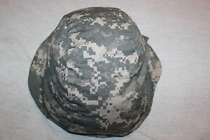 US Military Issue Army ACU Digital Kevlar Helmet Cover Small USGI PASGT
