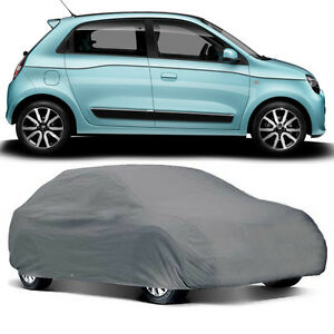 U A A Inc Premium Extra Large Universal Gray Weather Resistant Car Cover