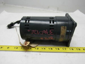Robbins myers Fm Sp 294 Rpm 115 V Reversible Gear Electric Motor