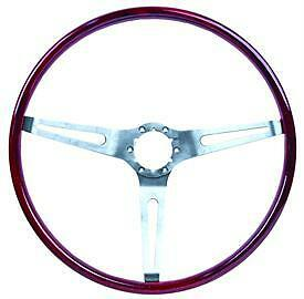 Chevy Chevelle el Camino Nova Steering Wheel Rosewood Simulated 1969 70