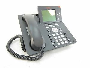 Avaya 9650 Business Ip Voip Telephone Phone W Handset Stand And Cord Lot Of 10