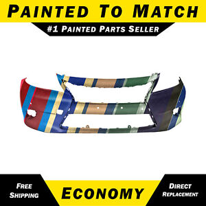 New Painted To Match Front Bumper Cover For 2013 2014 2015 Lexus Es300 Es350