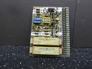 General Electric Pc Board Card Ic3600avsd1c
