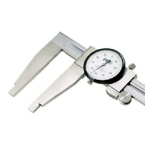 24 Ultra Series Dial Caliper With 4 Jaws 4100 2434