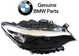 For Bmw F22 F23 2 series Passenger Right Headlight Assembly Halogen Genuine