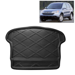 All Weather Rear Trunk Cargo Tray Cover Floor Mat For Honda Crv 2007 2011