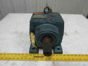Sew eurodrive R77am100 In line Gear Box Speed Reducer 121 42 1 Ratio