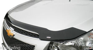 Bug Guard Hood Shield Smoke Color 322049 For Chevrolet Cruze 2011 2015