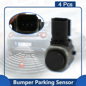 4pcs Bumper Park Reverse Backup Sensor 8a5z15k859la For 2013 2014 Ford Explorer