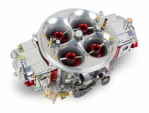 Holley 0 80901rd 950cfm Factory Refurb Gen Iii Ultra Dominator 4bbl Race Carb