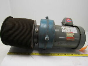 Us Motors 3 4 Hp 3450 Rpm 208 230 460v Electric Motor W squirrel Cage Blower