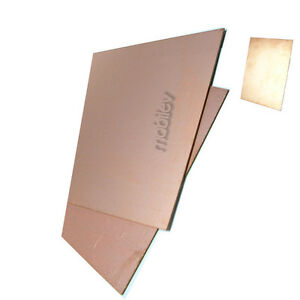 10 Copper Clad Laminate Circuit Boards Fr4 Pcb Double Side 150mmx200mm 15cmx20cm