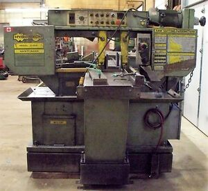 9805 Hyd mech Horizontal Automatic Bandsaw