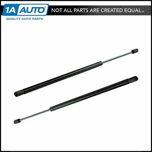 Rear Liftgate Glass Lift Support Lh Rh Sides For Chevy Gmc Isuzu Brand New