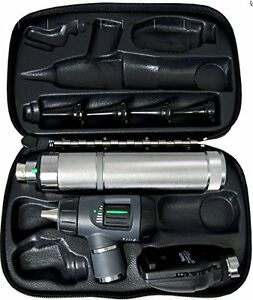 Welch Allyn 3 5v Diagnostic Set Macroview Coaxial Hard Case