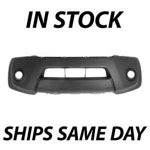 New Textured Gray Front Bumper Cover For 2005 2006 2007 2008 Nissan Xterra 05 08