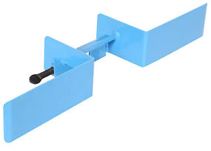 Woodward Fab Bead Roller Roll Guide Fence Wfbr6 fence Straight Gauge Depth Stop