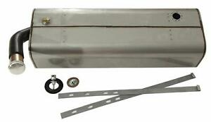 Tanks Inc 1934 35 Chevy Standard Stainless Steel Fuel Tank 34std ss