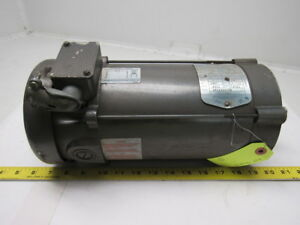 Emerson 34 6220 3865 1hp 180vdc 1750rpm 56c Frame Electric Motor