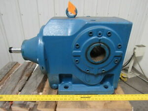 Nord Hollow Shaft Seed Reducer Gear Box 120 1 Ratio 1 5 8 Input 3 1 2 Output