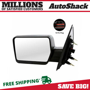Power Driver Side View Mirror For 2004 2005 2006 2007 2008 Ford F 150
