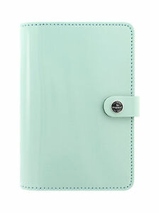 Filofax The Original Personal Size Leather Organizer Agenda Calendar