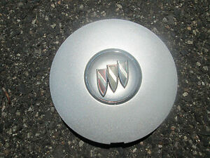 One 1997 To 2002 Buick Century Center Cap For Hubcap Wheel Cover