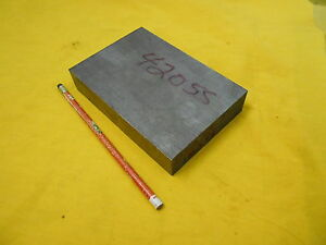 420 Stainless Steel Bar Stock Machine Shop Flat Plate 1 1 8 X 4 1 8 X 6 1 4