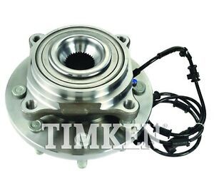 Front Left Or Right Wheel Bearing And Hub Assembly Timken For Ram 2500 3500
