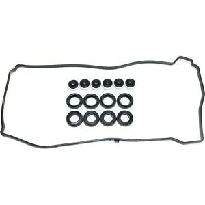 New Set Valve Cover Gaskets For Honda Civic Accord Cr V Element Acura Rsx Tsx
