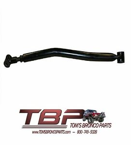 1976 1977 Early Ford Bronco Adjustable Tracking Bar New W Bushings