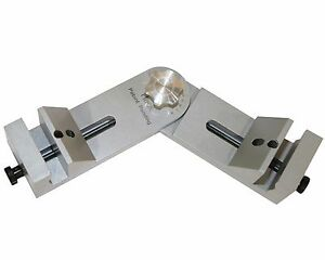 Heck Variable C2 200 Angle Adjustable Clamp Work Holding Fixture 2 Capacity