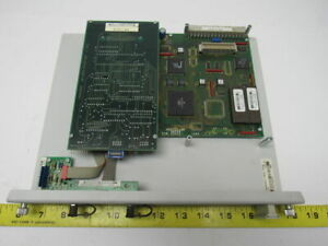 Indramat Aprb02 02 fw Sercos Interface Module Card