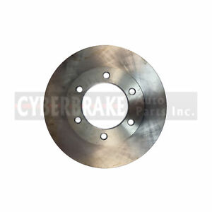 Front Brake Rotor Pair Of 2 Fits 04 Toyota Tacoma