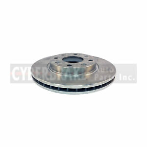 Front Brake Rotor Pair Of 2 Fits 04 09 Kia Spectra