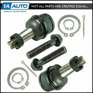 Front Lower Suspension Ball Joint Lh Rh Kit Pair Set Of 2 For Ford Mazda Truck