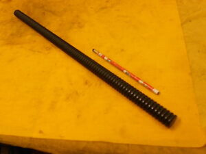 Thomson Ball Screw Theaded Machine Steel Shaft 1 Od X 23 1 2 Oal