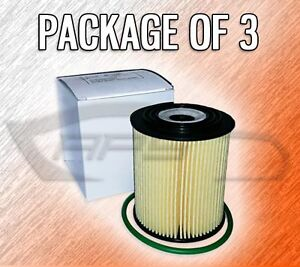 Oil Filter L15465 For 2002 2003 2004 2005 2006 200 Mini Cooper 1 6l Case Of 3