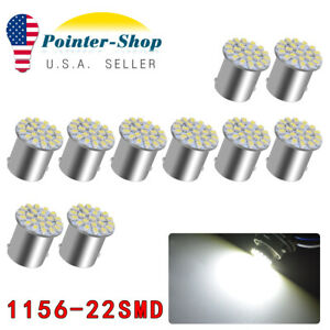 12 X12v Eagle Eye Led Drl Lights 9w 18mm Car Daytime Running Signal Bulbs White
