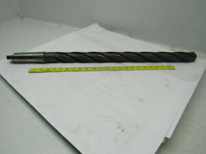 1 21 32 Flat Bottom Cut 5 Morse Taper Shank Drill Bit 31 3 8 Oal
