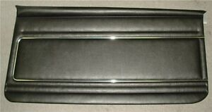 1975 76 Chevrolet Nova Standard Custom Front Door Panels Pui