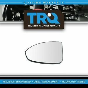 Exterior Mirror Glass With Backing Plate Driver Side Lh For Chevy Cruze New