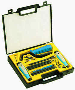 Noga Ng9500 Platinum Box Set Deburring Tool