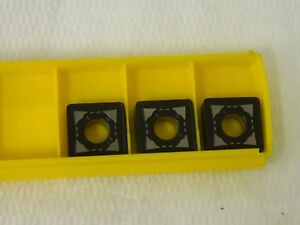 Kennametal Carbide Turning Insert Snmg644rn Grade Kcp30 Box Of 3 3753652